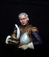 General Laurent Gouvion Saint-Cyr c1804 - SALE Normal price £43